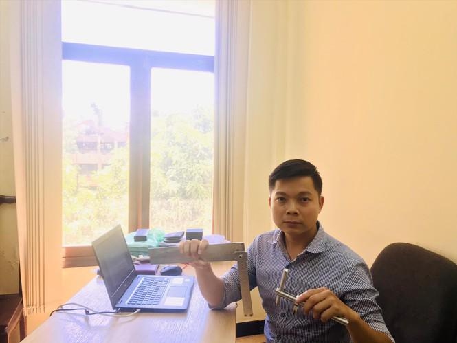 Chàng kỹ sư của học sinh khiếm thị - ảnh 1