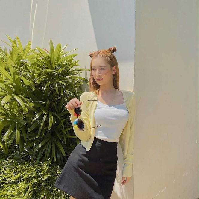Sắc màu mùa Hè tươi mát tràn ngập trong phong cách thời trang của sao Việt tuần qua - ảnh 2