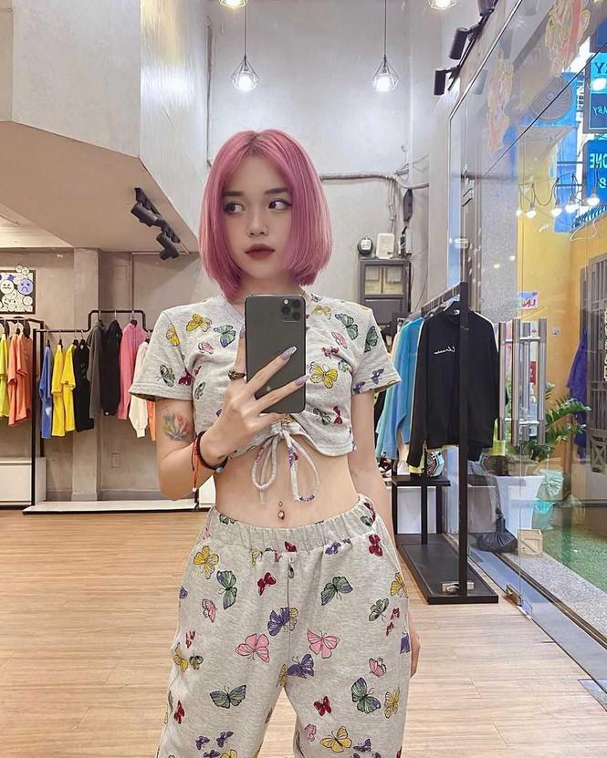 Sắc màu mùa Hè tươi mát tràn ngập trong phong cách thời trang của sao Việt tuần qua - ảnh 7