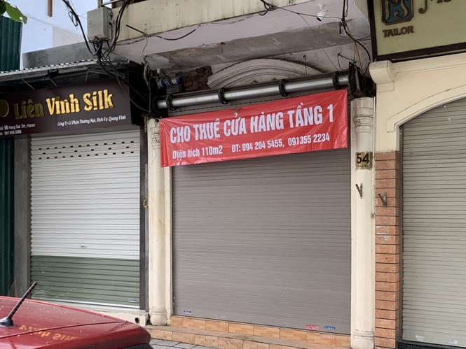 Đất 'kim cương' Hà Nội giảm giá vẫn không có người thuê - ảnh 8