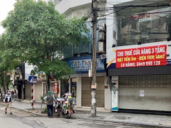 Đất 'kim cương' Hà Nội giảm giá vẫn không có người thuê - ảnh 9