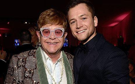 Elton John Aaron Egerton Rocketman phim tiểu sử sex ma túy - ảnh 1