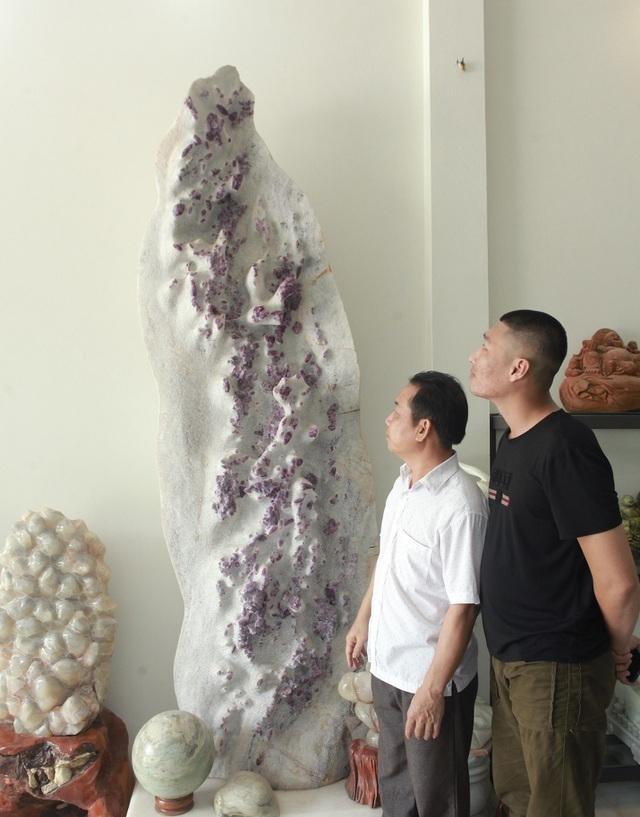 Gốc tinh thể ruby lớn nhất thế giới tại Yên Bái được trả giá tới 6 tỷ đồng - ảnh 2