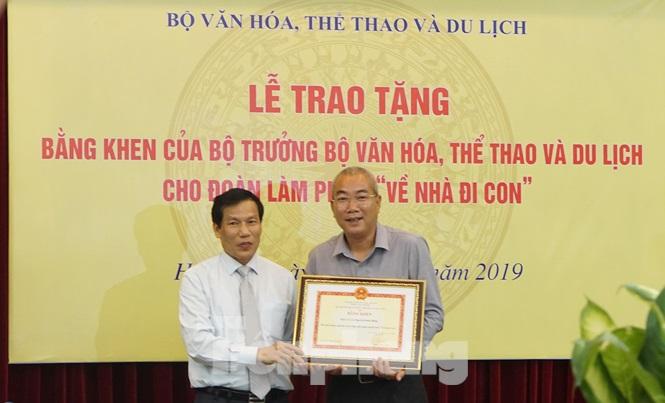 Điều tiếc nuối của đạo diễn Nguyễn Danh Dũng trong tập cuối 'Về nhà đi con' - ảnh 1