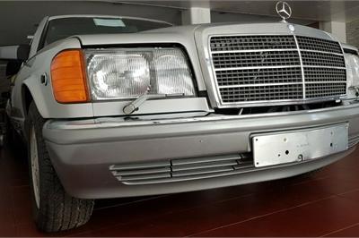 Xe Mercedes 33 năm tuổi còn 'mới cứng' giá gần 4 tỷ đồng