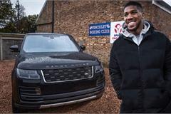 Range Rover 'cực độc' của nhà vô địch quyền anh có gì đặc biệt?