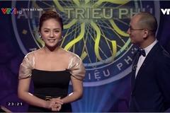 'My sói' Thu Quỳnh, MC Anh Tuấn làm khách mời Ai là triệu phú số đặc biệt