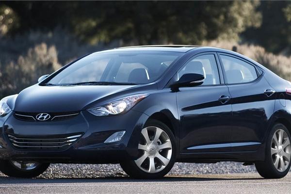 Triệu hồi 430.000 xe Hyundai Elantra có thể tự bốc cháy tại Mỹ