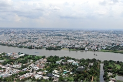 Bên trong 'siêu' đô thị bị quy hoạch treo gần 30 năm giữa lòng Sài Gòn