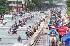 Nhiều tuyến đường Hà Nội ùn tắc kéo dài: Đâu là nguyên nhân?