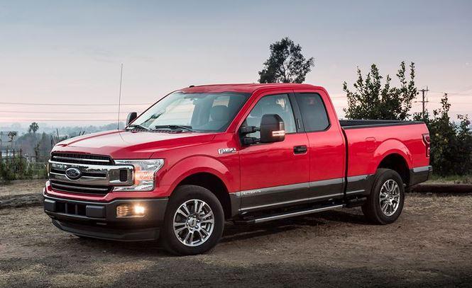 Top 10 mẫu xe bán chạy nhất nửa đầu 2019 tại Mỹ - ảnh 10