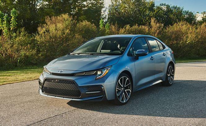 Top 10 mẫu xe bán chạy nhất nửa đầu 2019 tại Mỹ - ảnh 1