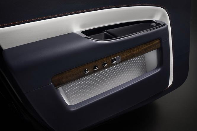 Rolls-Royce Ghost phiên bản đặc biệt với số lượng chỉ 50 xe - ảnh 15