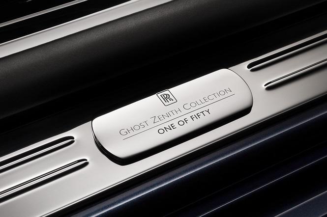 Rolls-Royce Ghost phiên bản đặc biệt với số lượng chỉ 50 xe - ảnh 7