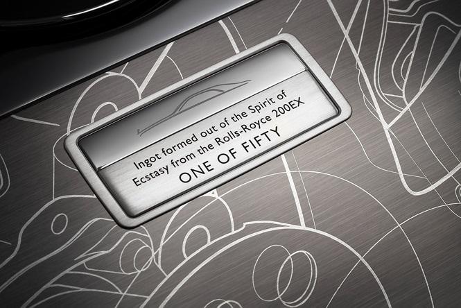 Rolls-Royce Ghost phiên bản đặc biệt với số lượng chỉ 50 xe - ảnh 6