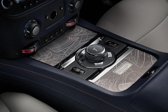 Rolls-Royce Ghost phiên bản đặc biệt với số lượng chỉ 50 xe - ảnh 8