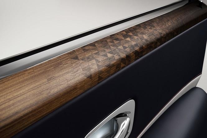 Rolls-Royce Ghost phiên bản đặc biệt với số lượng chỉ 50 xe - ảnh 10