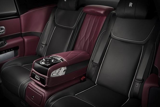 Rolls-Royce Ghost phiên bản đặc biệt với số lượng chỉ 50 xe - ảnh 12
