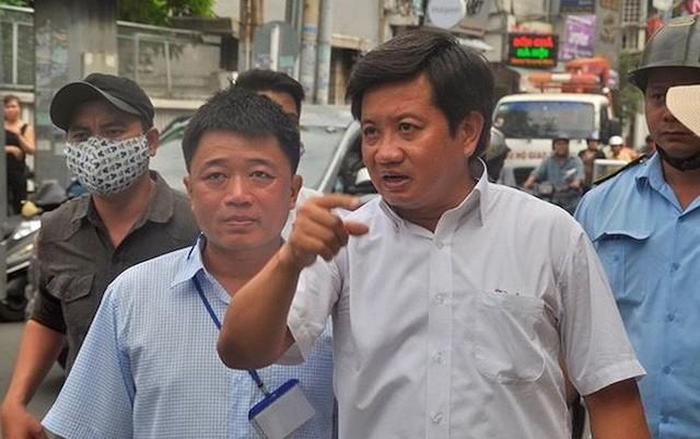 """Ông Đoàn Ngọc Hải bán điện thoại, đồng hồ """"xịn' lo cho người vô gia cư - ảnh 4"""