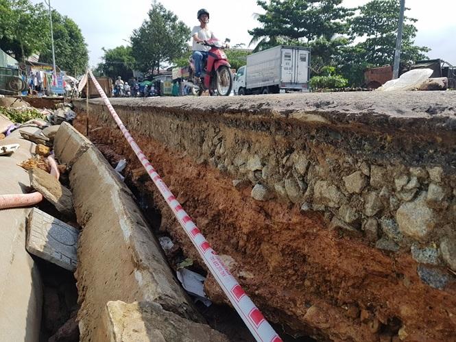 Đường sá Phú Quốc bị tàn phá nghiêm trọng sau trận lụt lịch sử - ảnh 8