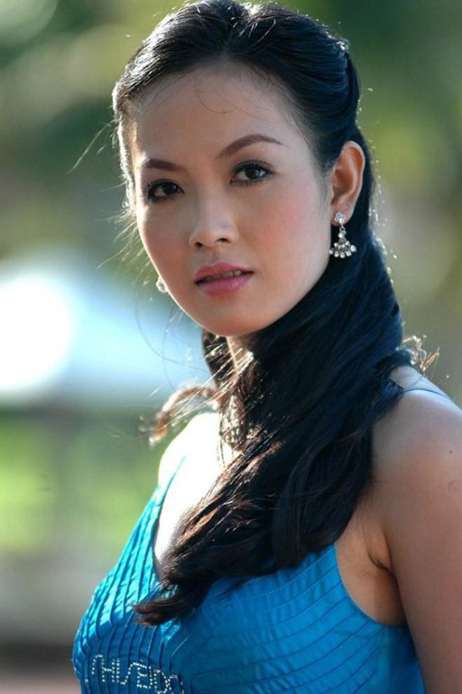 Nhan sắc vẫn y nguyên của Á hậu Lưu Bảo Anh sau 14 năm - ảnh 4