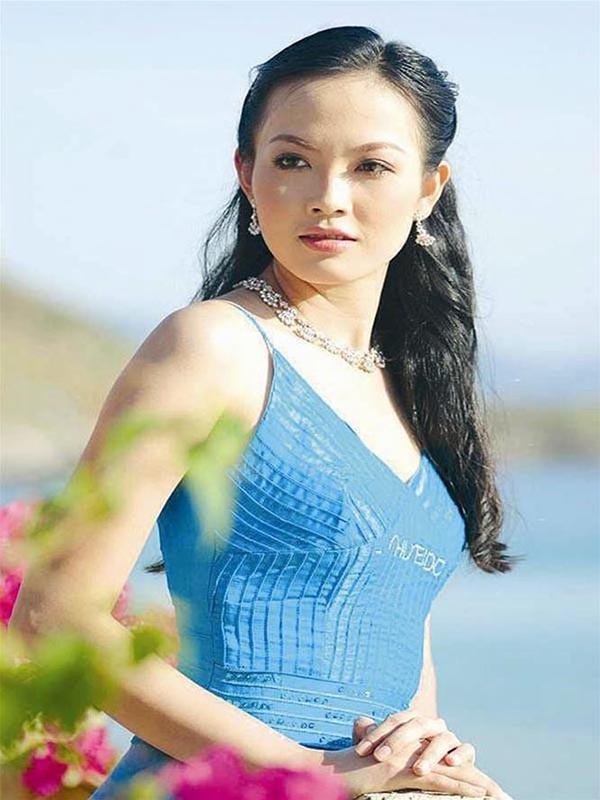 Nhan sắc vẫn y nguyên của Á hậu Lưu Bảo Anh sau 14 năm - ảnh 5