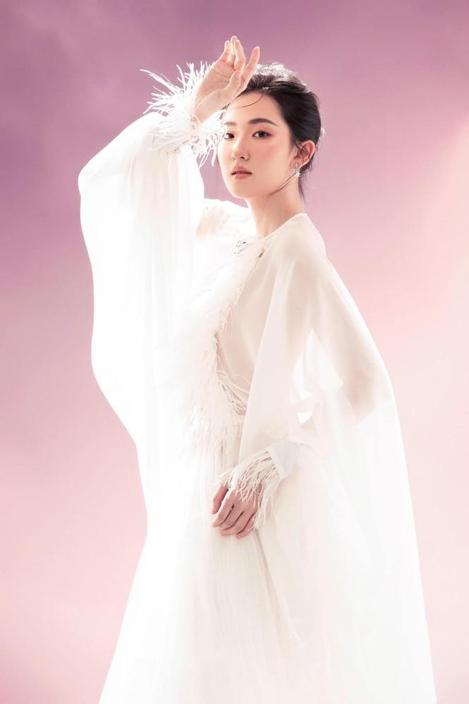 Cô gái có vẻ ngoài giống Lưu Diệc Phi xin rút khỏi cuộc thi Hoa hậu Việt Nam 2020 - ảnh 3