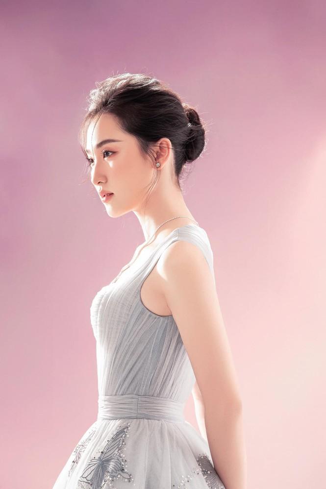 Cô gái có vẻ ngoài giống Lưu Diệc Phi xin rút khỏi cuộc thi Hoa hậu Việt Nam 2020 - ảnh 7
