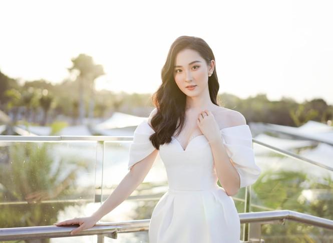 Cô gái có vẻ ngoài giống Lưu Diệc Phi xin rút khỏi cuộc thi Hoa hậu Việt Nam 2020 - ảnh 9