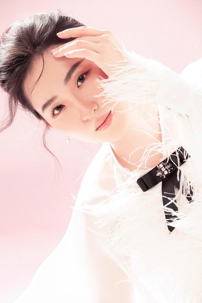 Cô gái có vẻ ngoài giống Lưu Diệc Phi xin rút khỏi cuộc thi Hoa hậu Việt Nam 2020 - ảnh 1