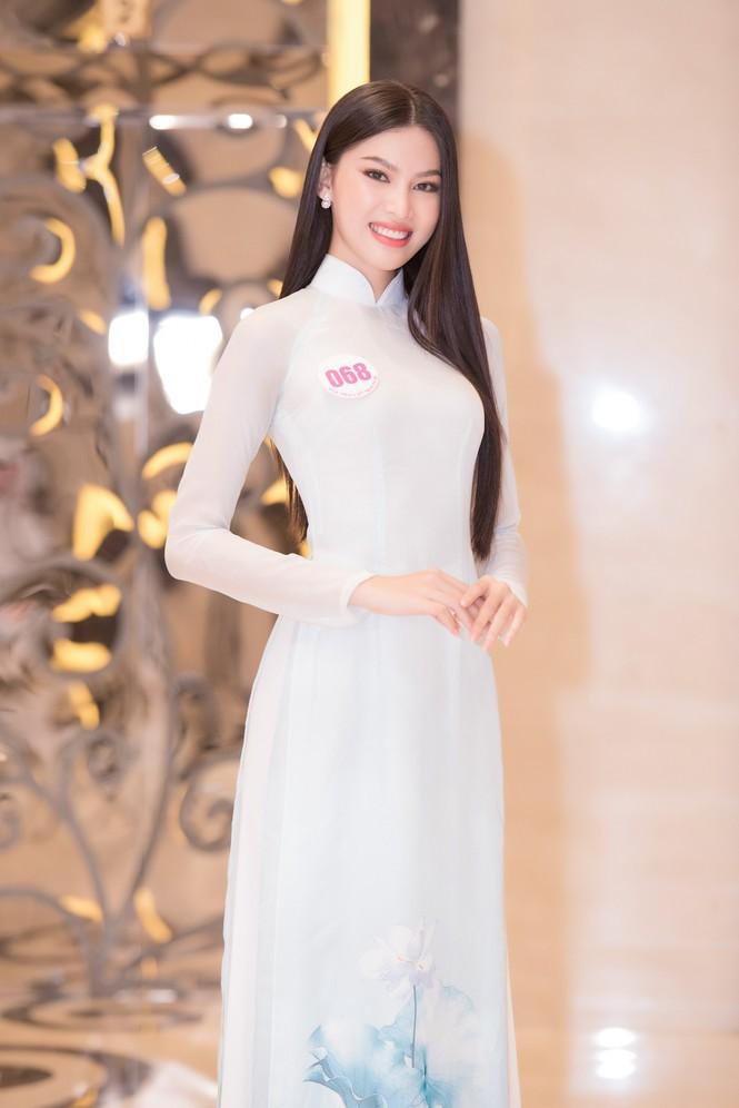 Nhan sắc 6 thí sinh đến từ TP.HCM vào Chung kết Hoa hậu Việt Nam 2020 - ảnh 4