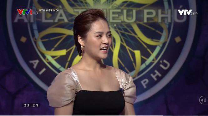 'My sói' Thu Quỳnh, MC Anh Tuấn làm khách mời Ai là triệu phú số đặc biệt - ảnh 1