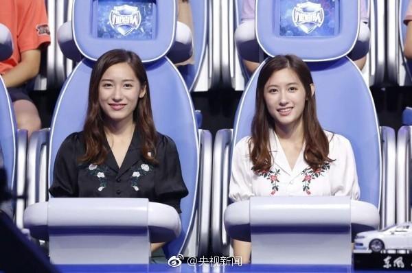 Cặp chị em sinh đôi tốt nghiệp Harvard làm MC truyền hình - ảnh 10