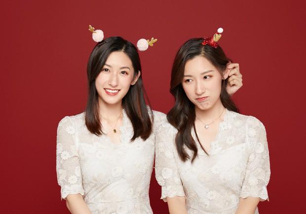 Cặp chị em sinh đôi tốt nghiệp Harvard làm MC truyền hình - ảnh 2