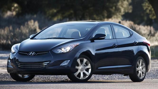 Triệu hồi 430.000 xe Hyundai Elantra có thể tự bốc cháy - ảnh 1