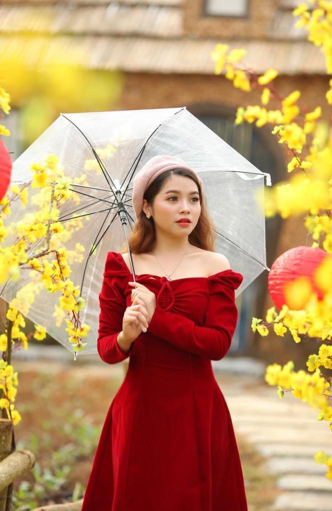Nữ sinh Y Dược có giọng nói hay nhất Thái Nguyên - ảnh 2