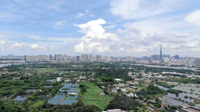 Bên trong 'siêu' đô thị bị quy hoạch treo gần 30 năm giữa lòng Sài Gòn - ảnh 1