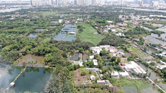 Bên trong 'siêu' đô thị bị quy hoạch treo gần 30 năm giữa lòng Sài Gòn - ảnh 2