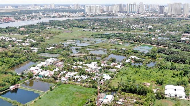 Bên trong 'siêu' đô thị bị quy hoạch treo gần 30 năm giữa lòng Sài Gòn - ảnh 19
