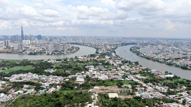 Bên trong 'siêu' đô thị bị quy hoạch treo gần 30 năm giữa lòng Sài Gòn - ảnh 20