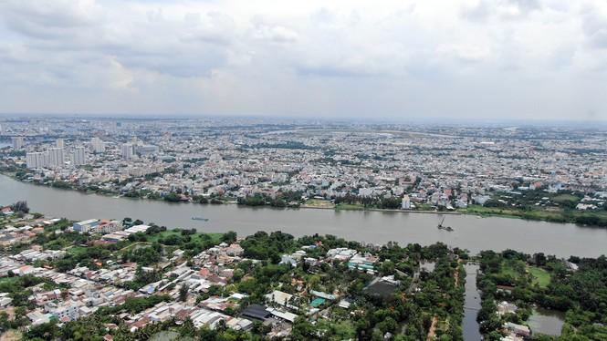 Bên trong 'siêu' đô thị bị quy hoạch treo gần 30 năm giữa lòng Sài Gòn - ảnh 21