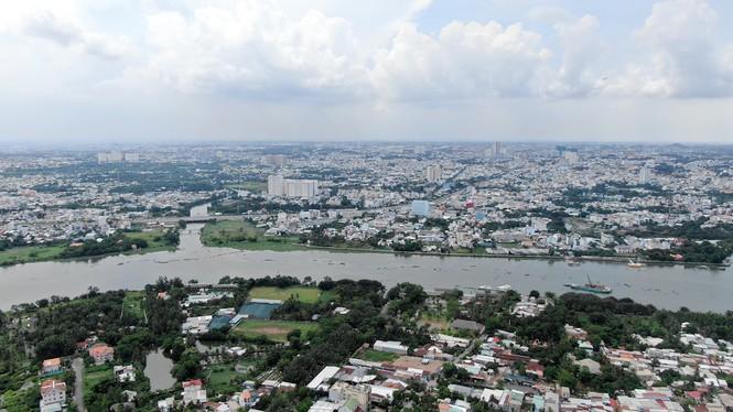 Bên trong 'siêu' đô thị bị quy hoạch treo gần 30 năm giữa lòng Sài Gòn - ảnh 22