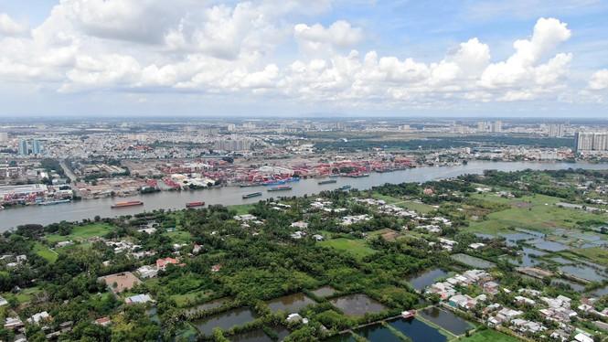 Bên trong 'siêu' đô thị bị quy hoạch treo gần 30 năm giữa lòng Sài Gòn - ảnh 23