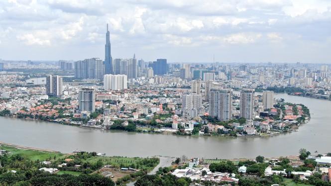 Bên trong 'siêu' đô thị bị quy hoạch treo gần 30 năm giữa lòng Sài Gòn - ảnh 27