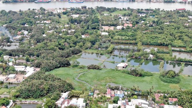 Bên trong 'siêu' đô thị bị quy hoạch treo gần 30 năm giữa lòng Sài Gòn - ảnh 10