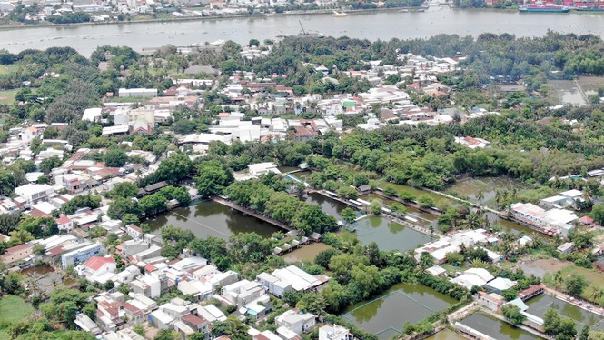 Bên trong 'siêu' đô thị bị quy hoạch treo gần 30 năm giữa lòng Sài Gòn - ảnh 11