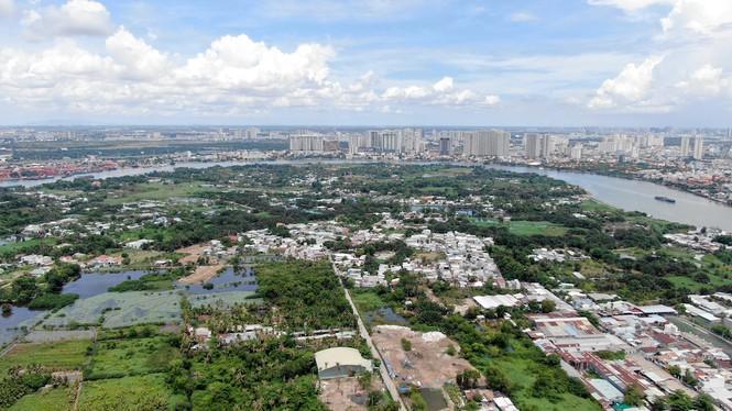 Bên trong 'siêu' đô thị bị quy hoạch treo gần 30 năm giữa lòng Sài Gòn - ảnh 14