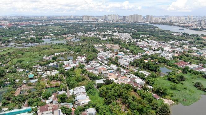 Bên trong 'siêu' đô thị bị quy hoạch treo gần 30 năm giữa lòng Sài Gòn - ảnh 15