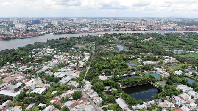 Bên trong 'siêu' đô thị bị quy hoạch treo gần 30 năm giữa lòng Sài Gòn - ảnh 16