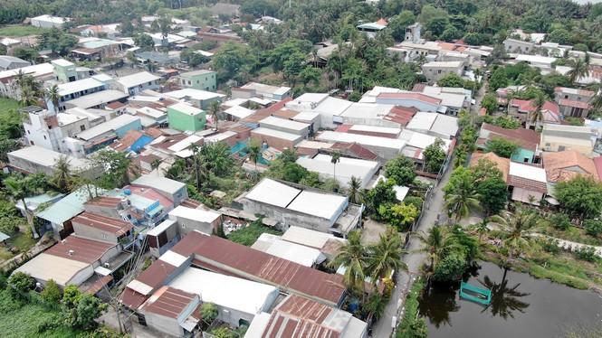 Bên trong 'siêu' đô thị bị quy hoạch treo gần 30 năm giữa lòng Sài Gòn - ảnh 18